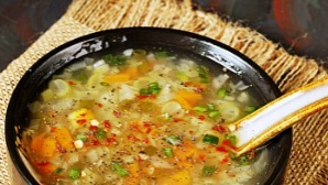 You can lose weight by having some Healthy Vegan Soups in the winter.